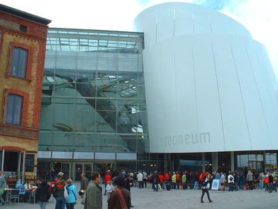 Ozeaneum Stralsund 1